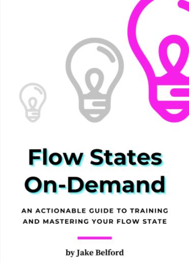 Flow State On Demand Jake Belford