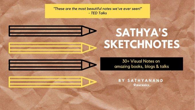 Sathya's sketchnotes