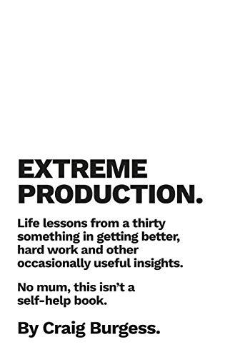 Craig Burgess Extreme Production