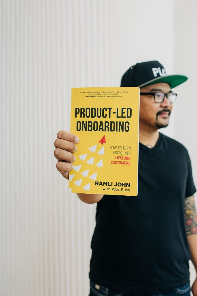 Ramli John Product-led onboarding