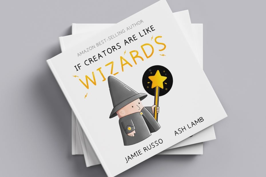 If creators are like wizards cover